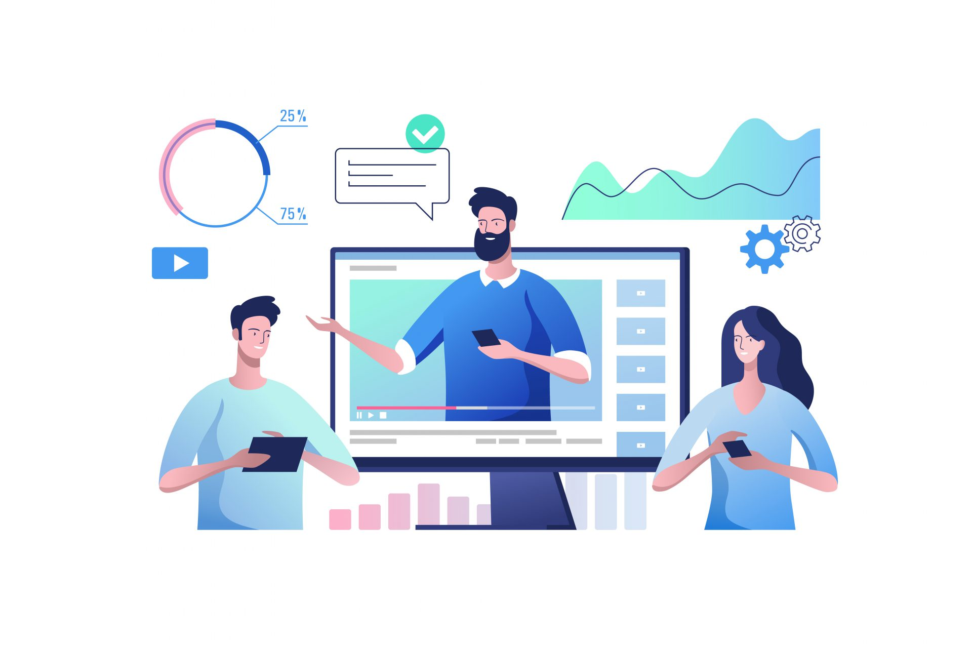 Vídeos Explicativos para Fortalecer sua Startup