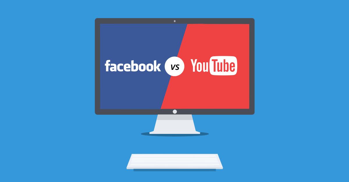 Vídeo Marketing no Facebook e Youtube