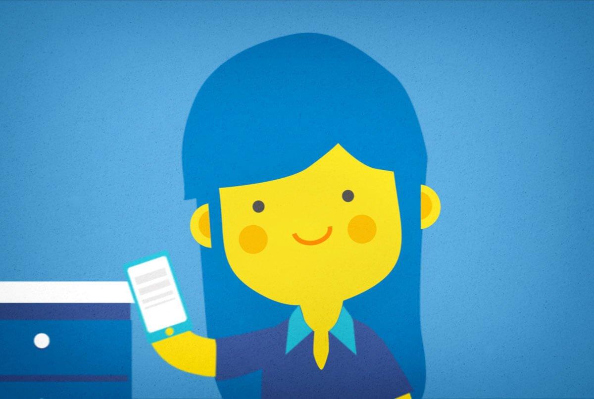 Vídeo Animação 2D – Sallus App
