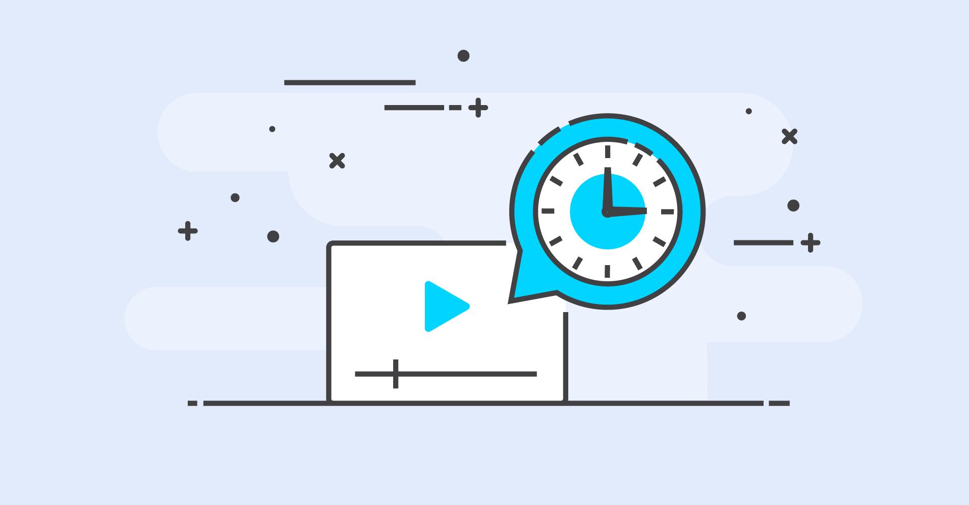 Qual é a duração ideal para um Vídeo Explicativo Animado?