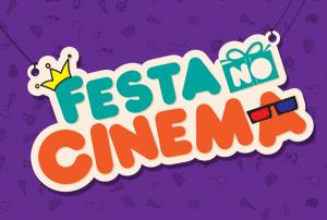 Cine System Festa no Cinema Vídeo Explicativo em Animação