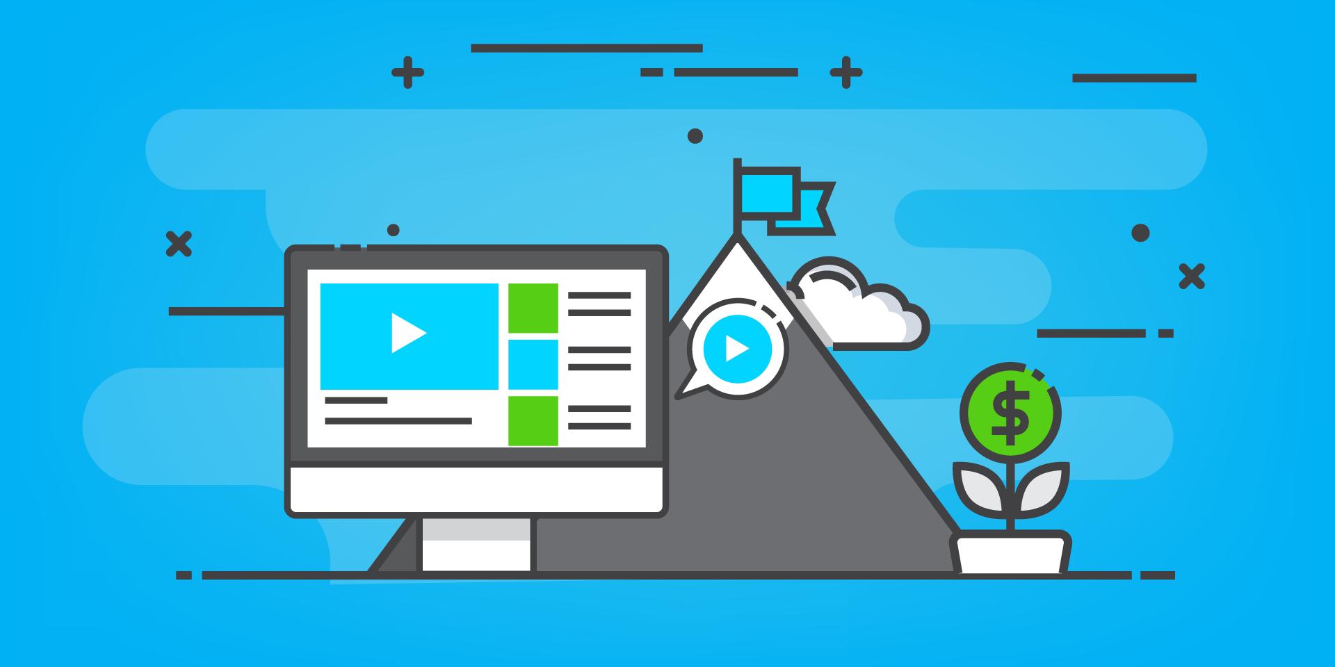 5 razões para investir em vídeos animados
