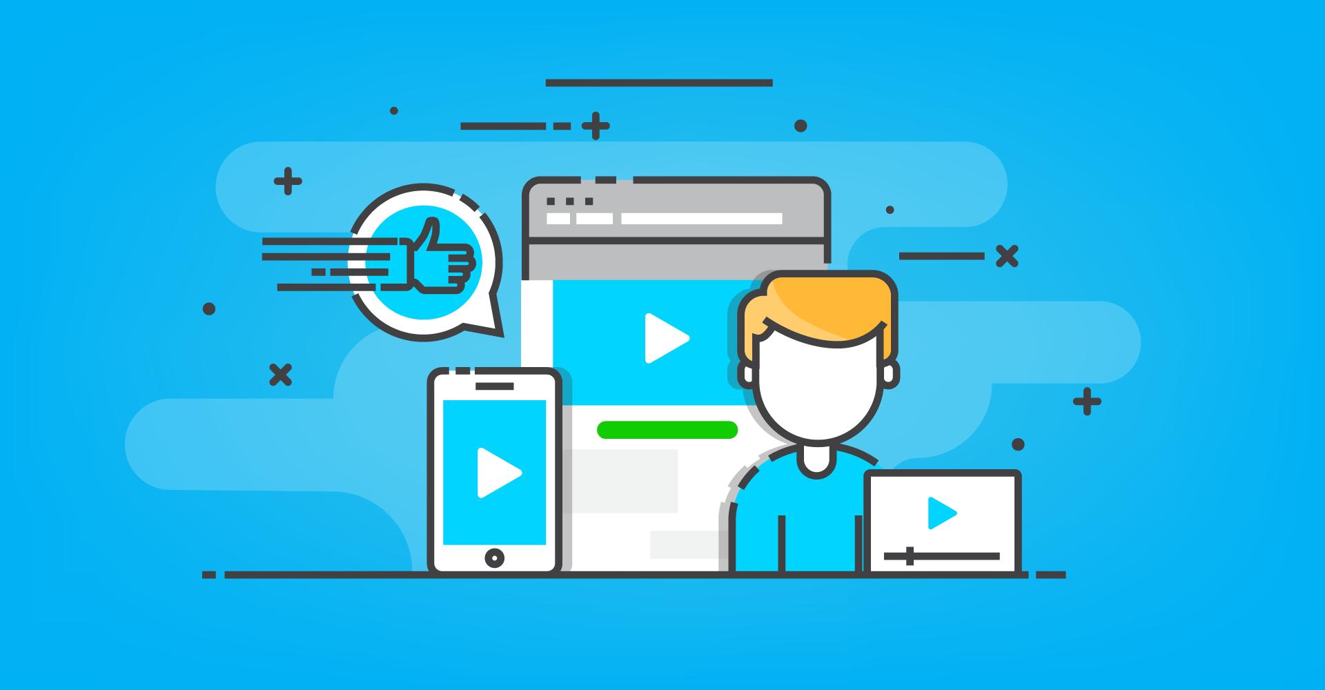 Entenda as razões para seus clientes estarem exigindo Vídeos de Marketing de você