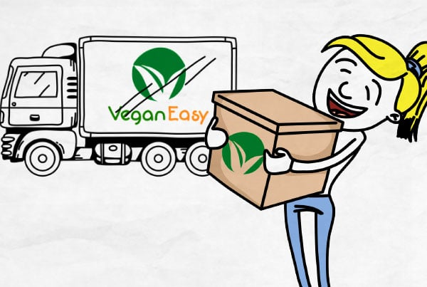 Vídeo Quadro Branco – Vegan Easy