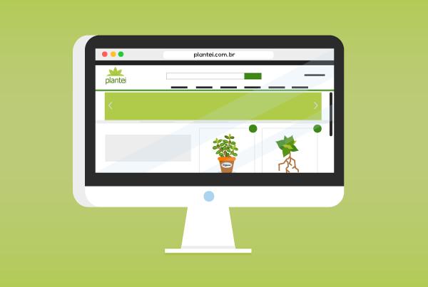 Produtora Vídeo Animação Ecommerce – Plantei Garden Center