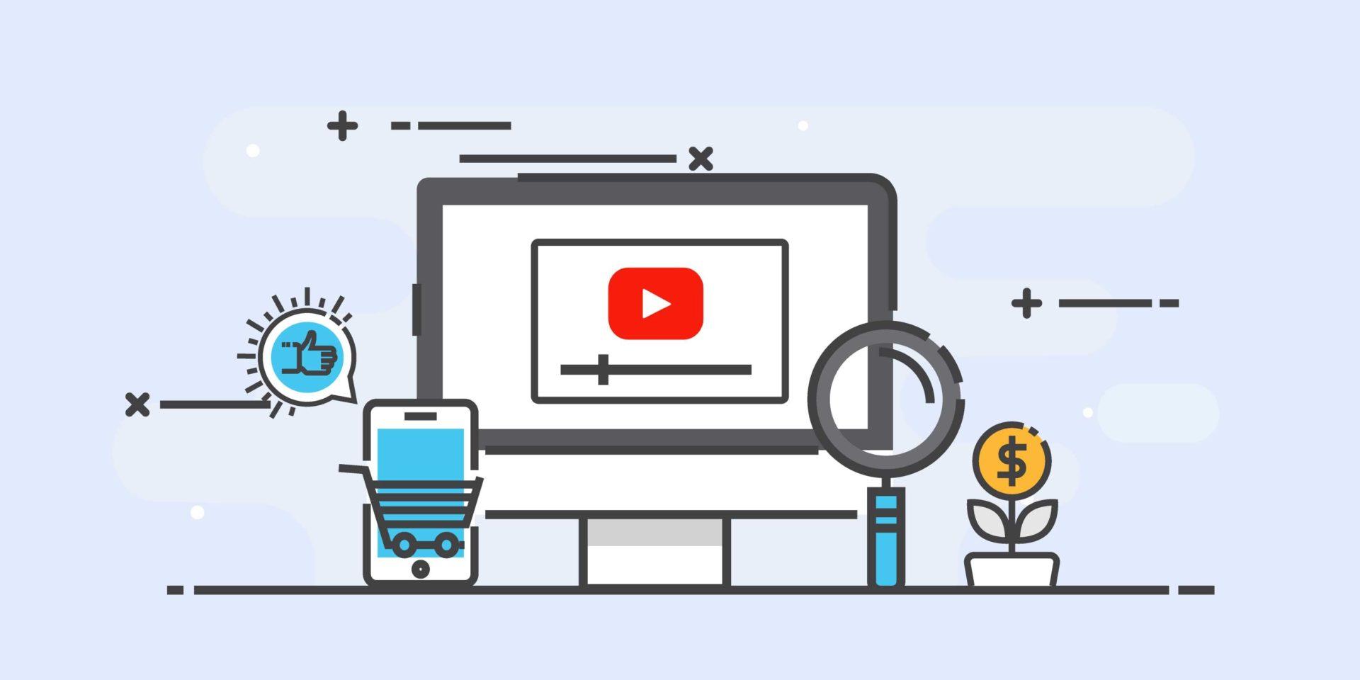 Mais de 50% das pessoas acessam o Youtube para saber mais antes de comprar