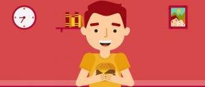 Animação Inbox Food - Empresa de Motion Graphics   VFX Vídeos