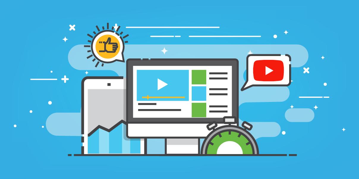Como criar anuncios em vídeos explicativos para youtube