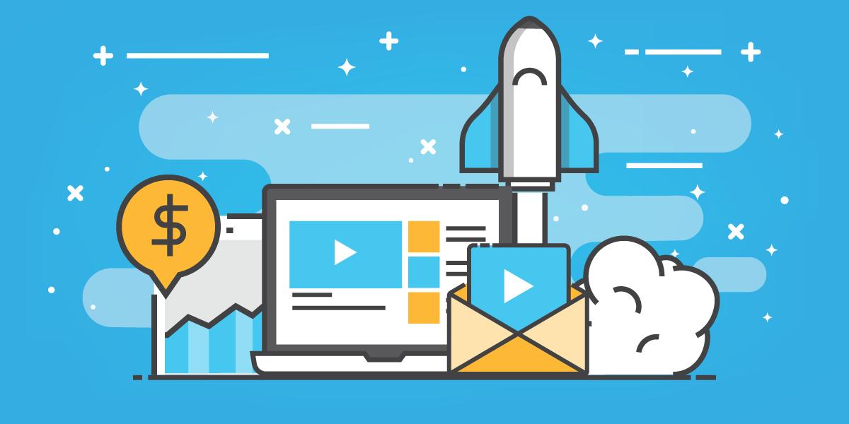 Cases de sucesso do mercado que comprovam a eficácia de Vídeo para StartUp