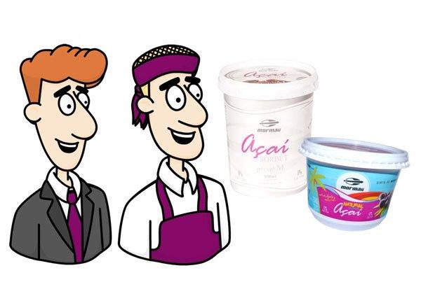 Empresa de Desenho Animado – Açai Mormaii