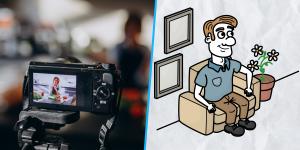 Qual é o melhor estilo para Vídeo Institucional? Live Action ou Quadro Branco?   VFX Vídeos