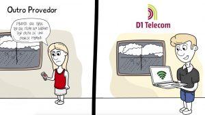 d1 telecom - vídeo online