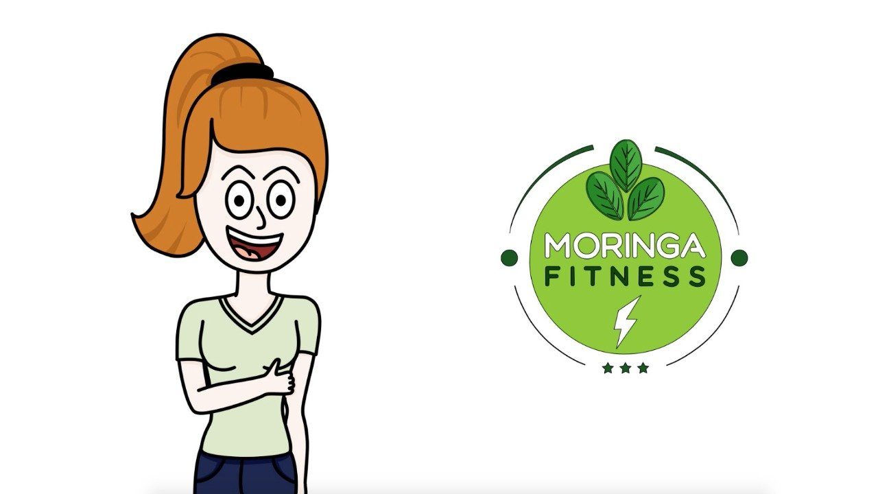 Animação Quadro Branco –  Moringa Fitness