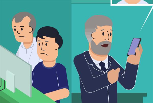 Animação 2D Exclusiva – Expeer