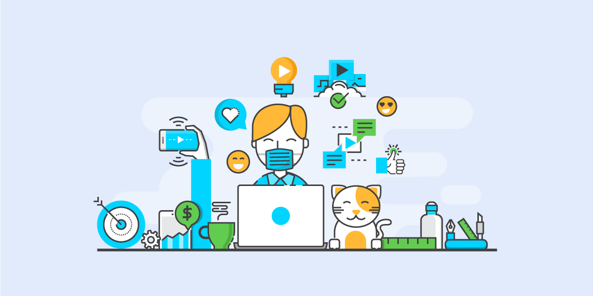 Aproveitando o vídeo animado online para encontrar o sucesso no novo normal